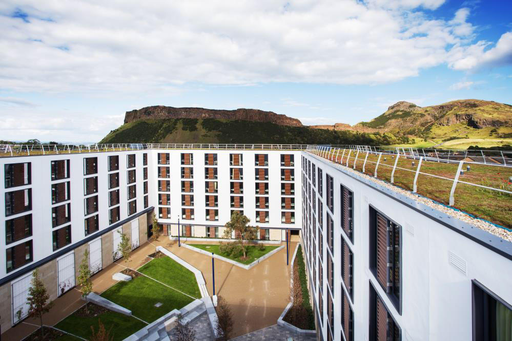 Looking to Arthur's Seat