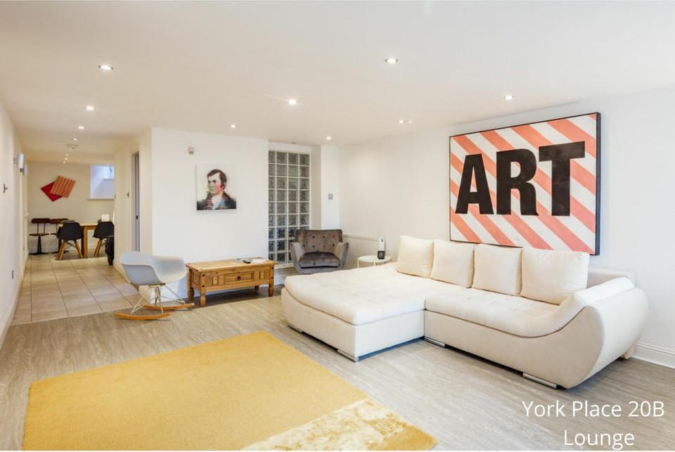 Apt 20B: Living area