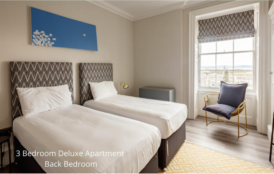 Apt 24/3: Bedroom