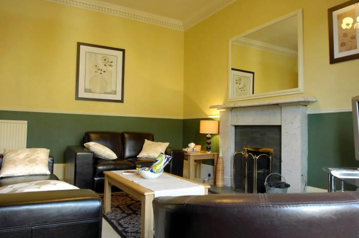 Edinburgh Apartments 4 Bedroom Upmarket City Flat Murrayfield