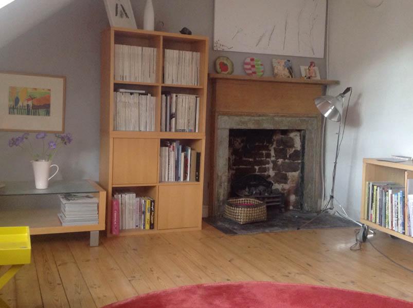 Edinburgh Apartments Artists Flat Broughton