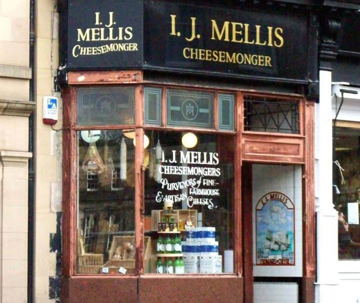 Mellis - Cheesemonger