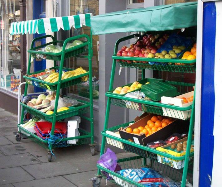 Local Fruit & Veg Shop
