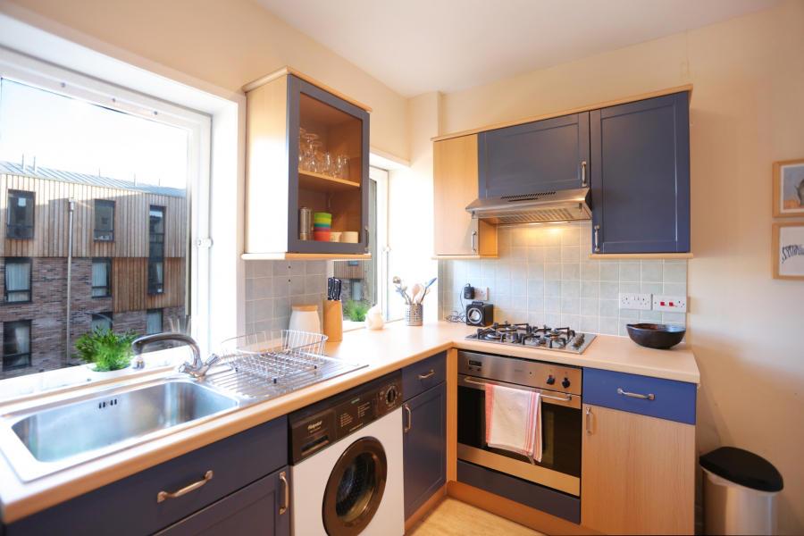 Edinburgh Apartments: Royal Mile Apartment 1, Old Town