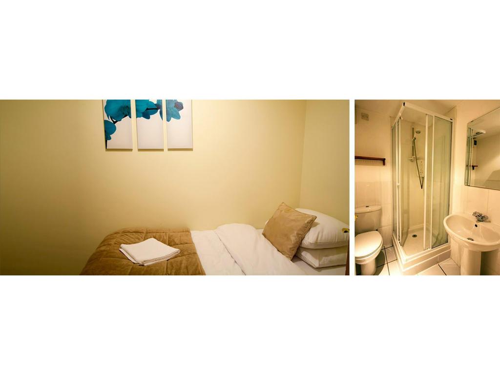Bedroom / Shower Room