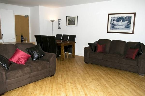 Edinburgh Apartments 2 Bd Modern Central Apt Broughton
