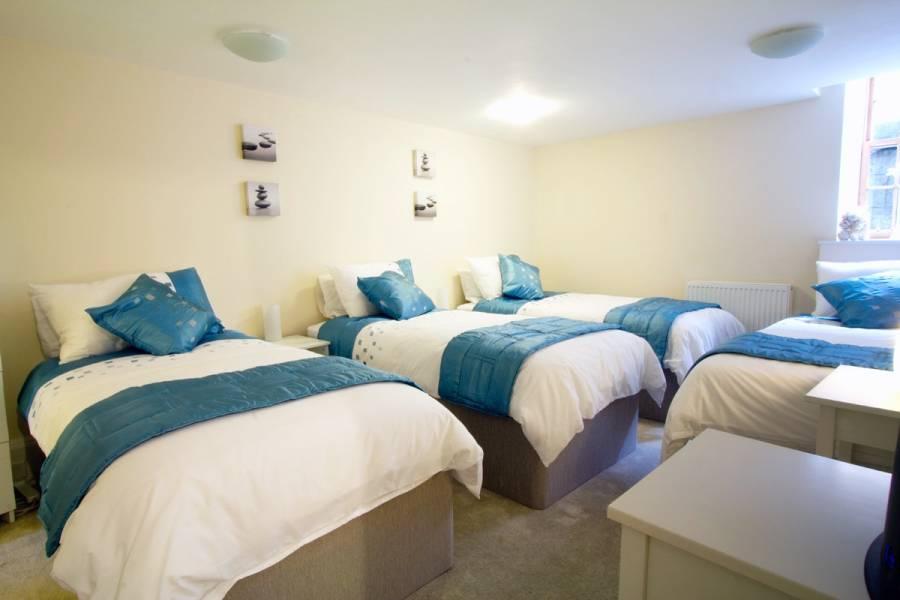 Quad Bedroom
