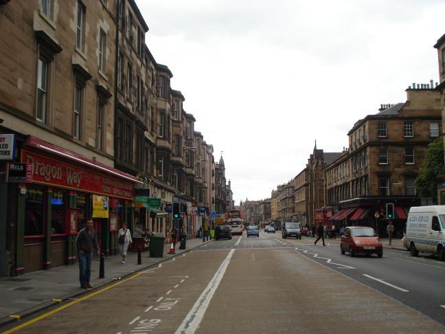 South Clerk Street