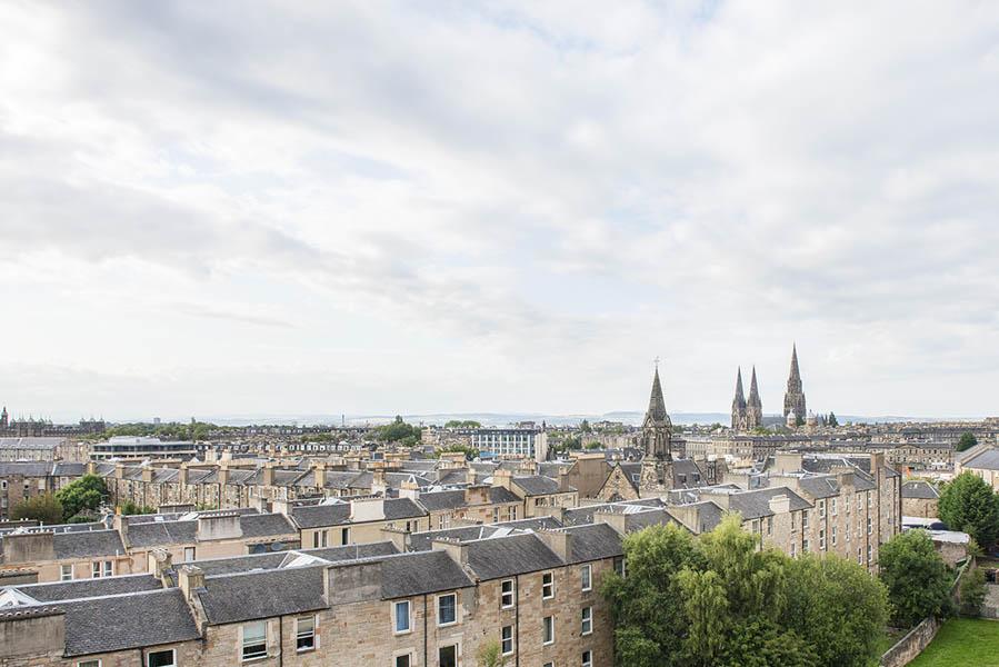 Views Across Edinburgh