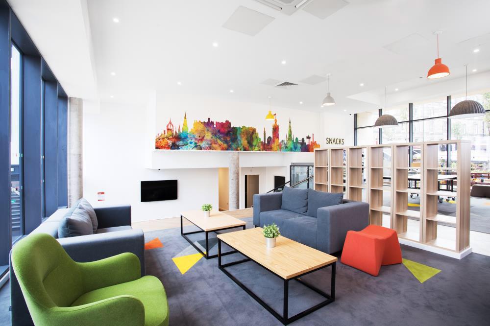 Edinburgh Apartments Arthurs Seat Twin Apartments Newington