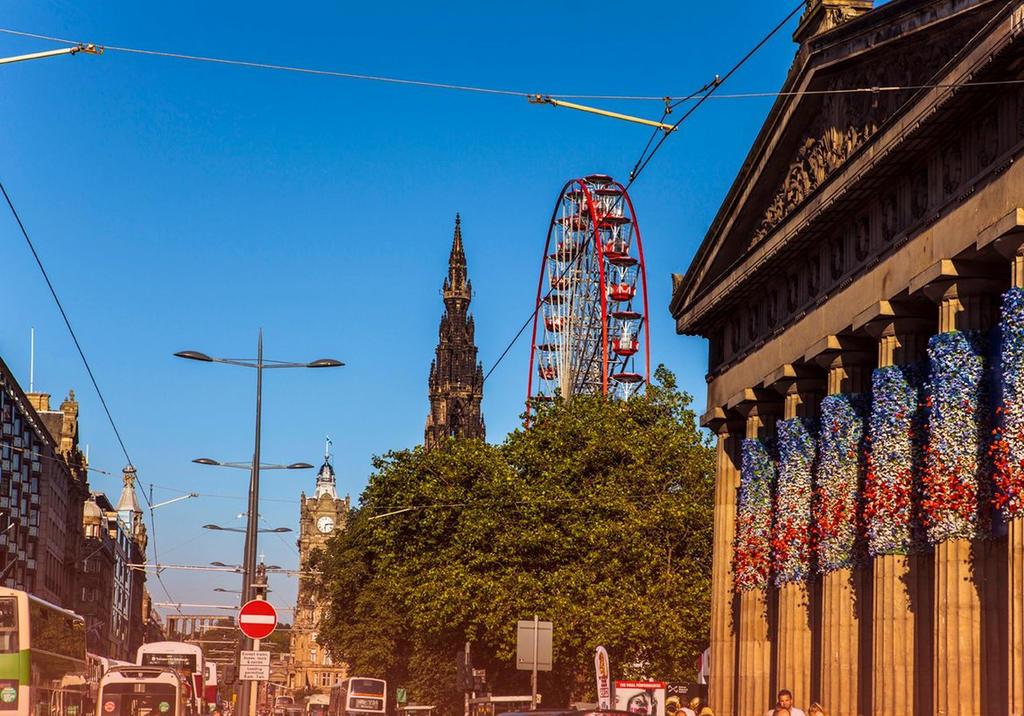 Edinburgh Sights