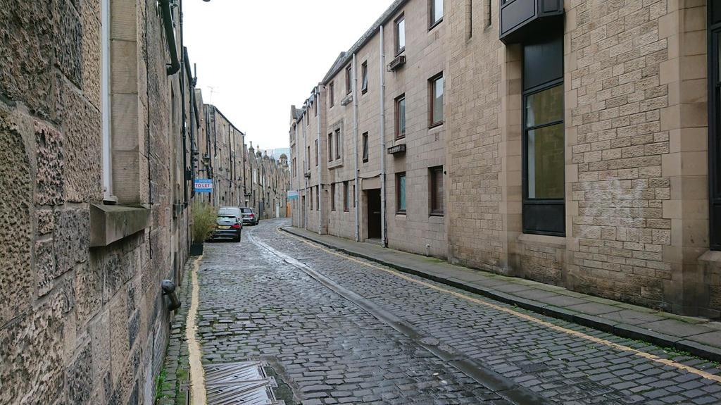 Atholl Crescent Lane