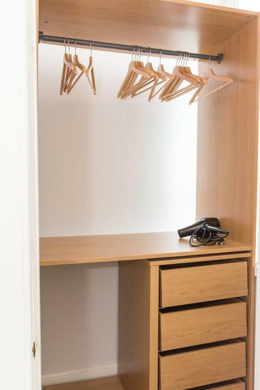 Bedroom Storage Room