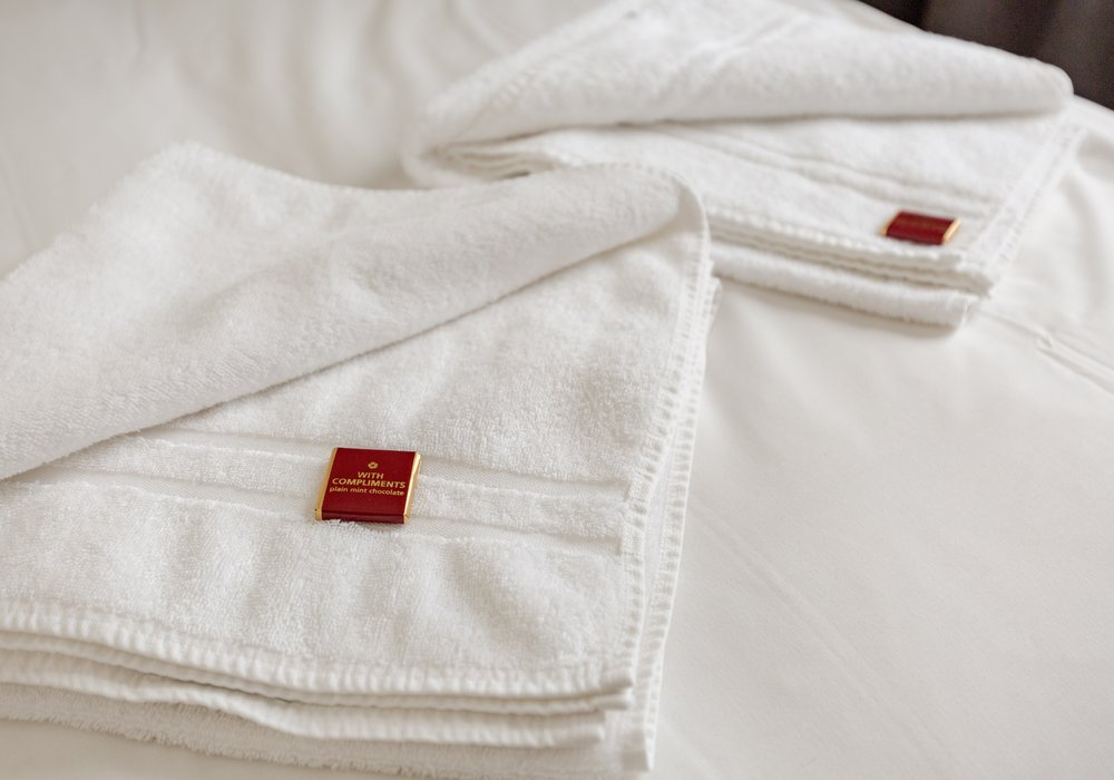 Towels & Linen Provided