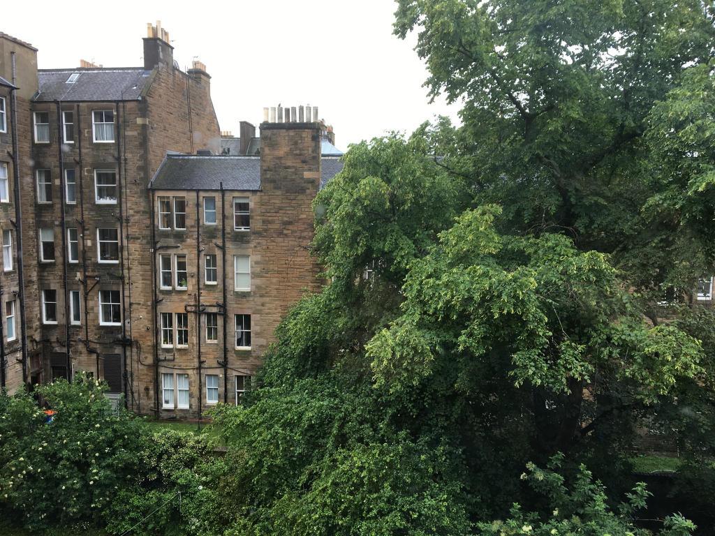 View over Rear Garden