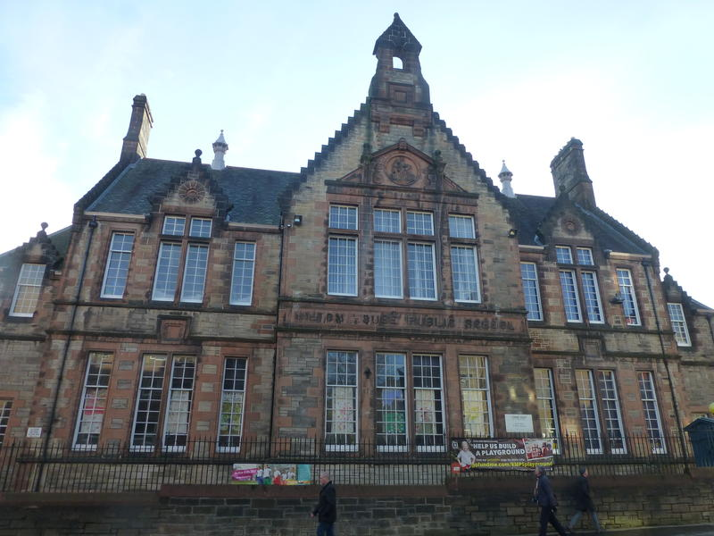 The Royal Mile Primary School, Royal Mile