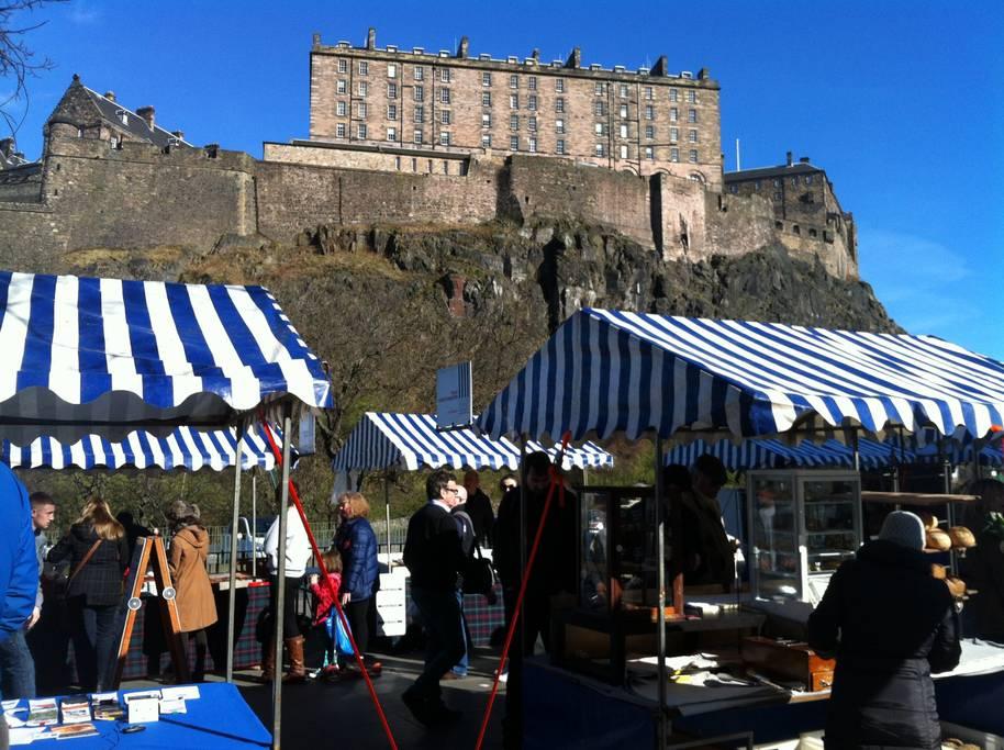 Edinburgh's Farmers Market