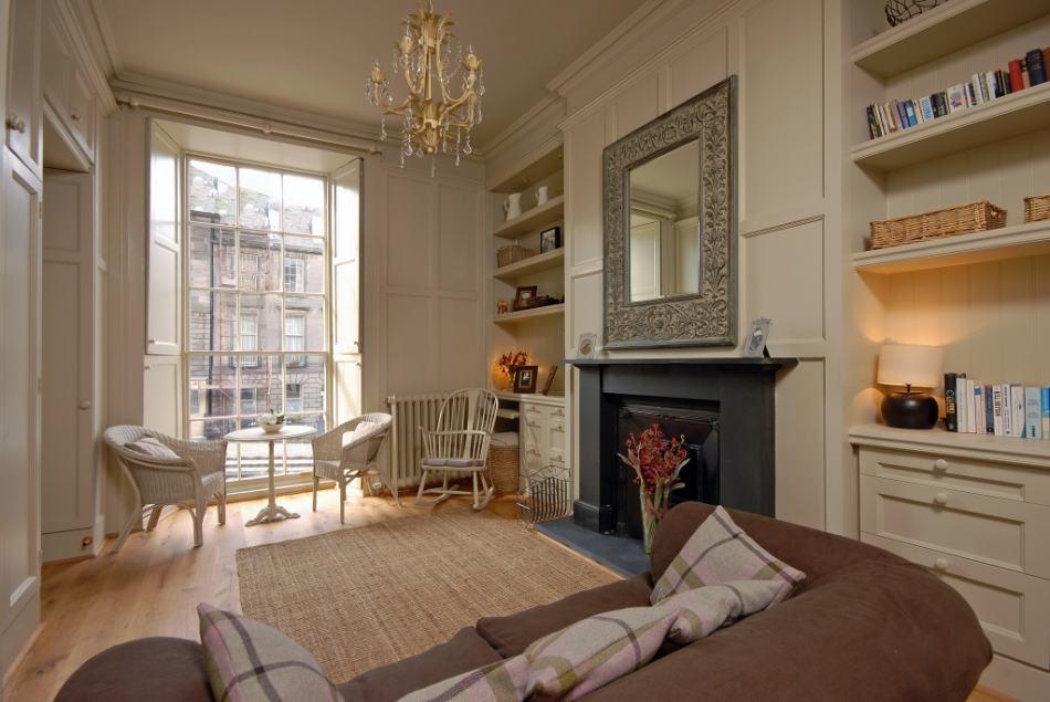 Edinburgh Apartments Dublin Street Studio New Town