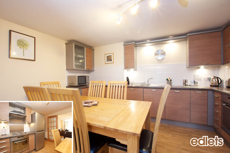 Cheviot - Kitchen & Dining Area