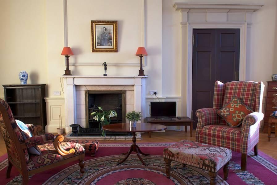 Edinburgh Apartments: Heriot Row Apartment, New Town