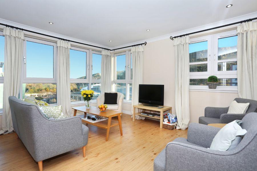 Edinburgh Apartments: Holyrood apartment, Old Town