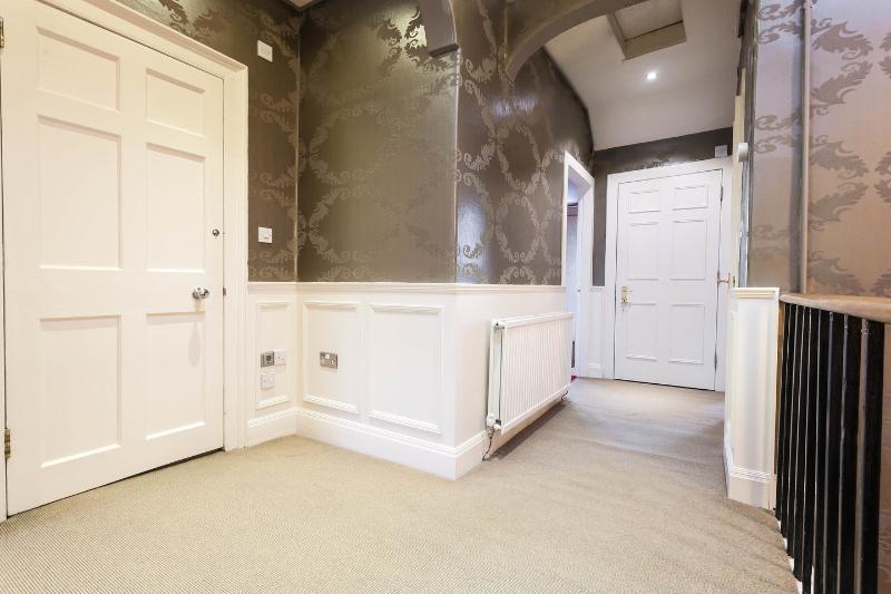 Hallway & Inner Stairwell