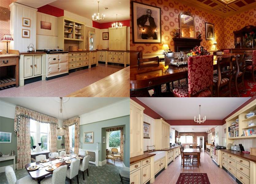 Cooking & Dining Facilities