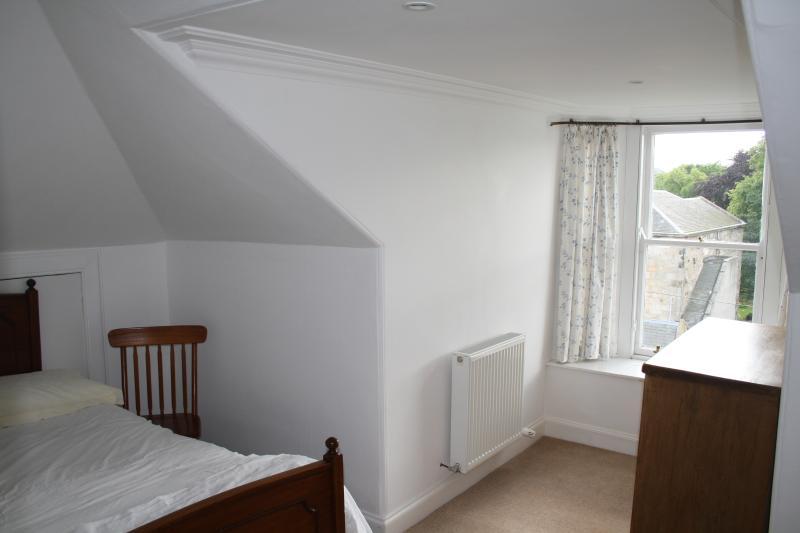 Upstairs West Facing Bedroom